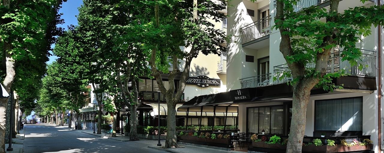 Hotel San Mauro Mare  Stelle