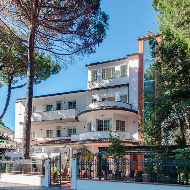 Hotel Villa Pina Milano Marittima