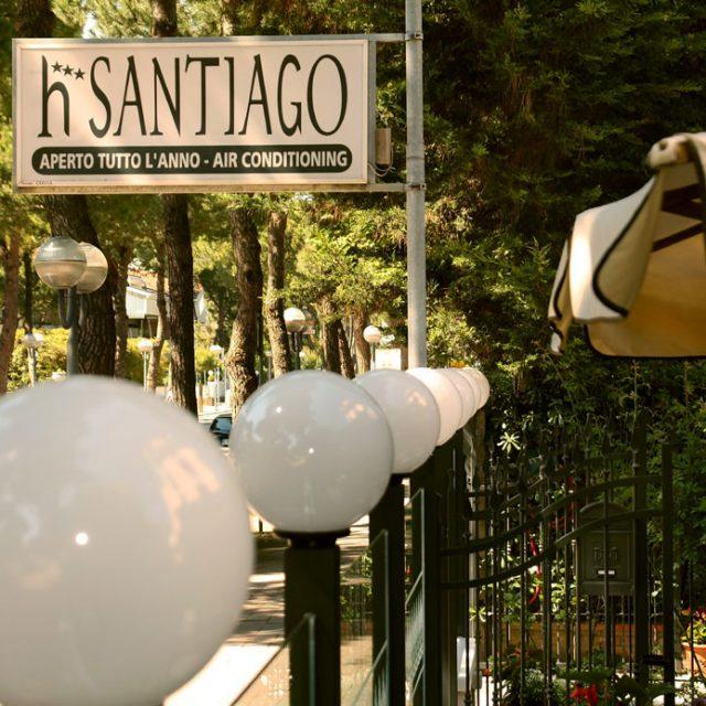 Hotel Santiago Milano Marittima