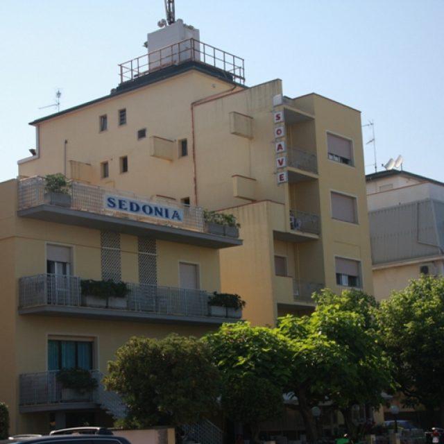 Hotel Sedonia Cervia