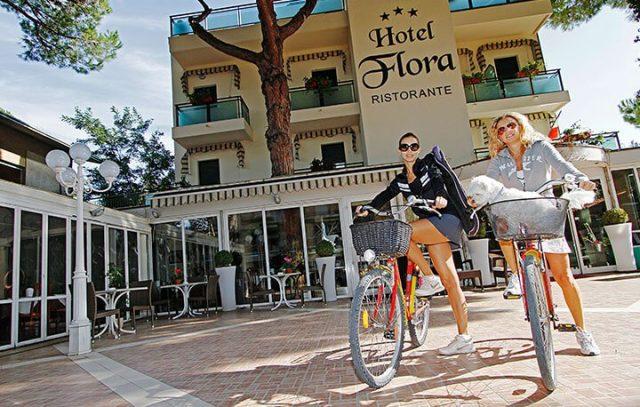 Hotel Flora Milano Marittima
