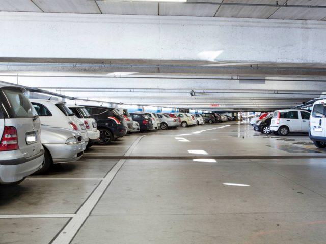 Parcheggio coperto per tutti